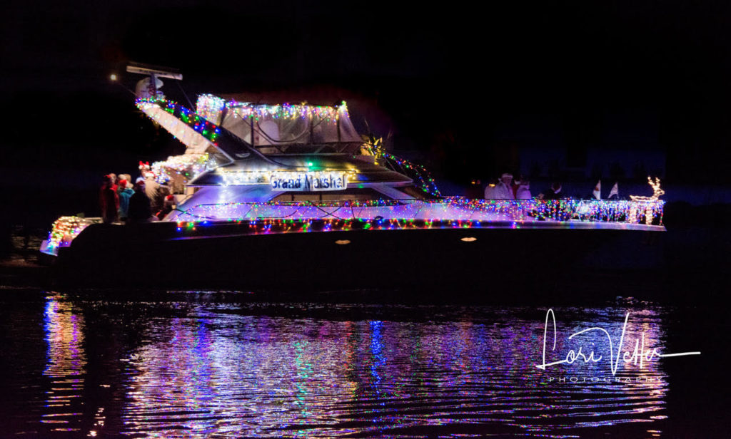New Smyrna Christmas Boat Parade 2021 It S Time To Make Plans For The 2019 Holiday Boat Parade Palm Coast Yacht Club